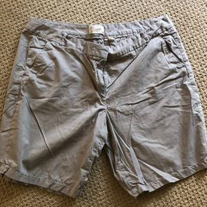 jcrew Bermuda shorts grey perfect condition